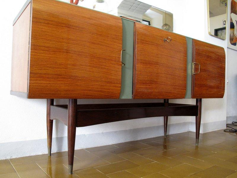 Rovistando modernariato 20th century design sideboard for Mobili anni 40