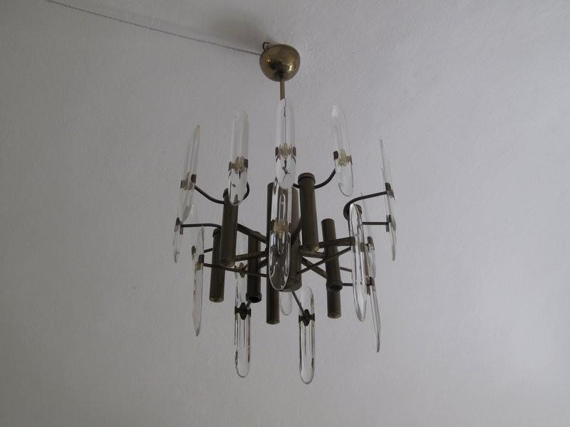 OSCAR TORLASCO CHANDELIER