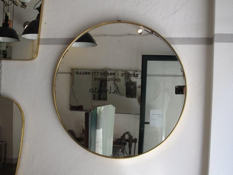 Rovistando modernariato 20th century design anni 39 50 - Specchio anni 50 ...