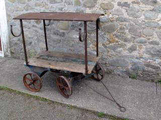 IRRIGATION CART