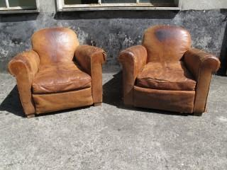 CLUB ARMCHAIRS 1930s