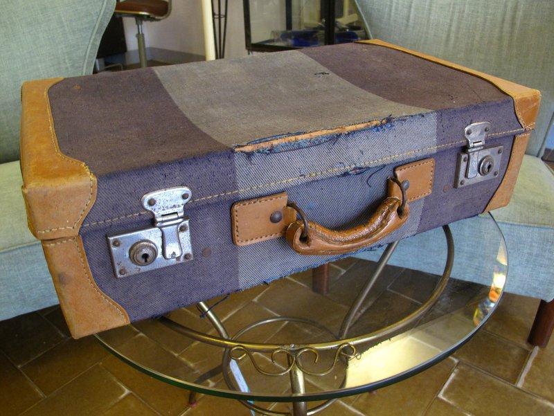 valigia vintage