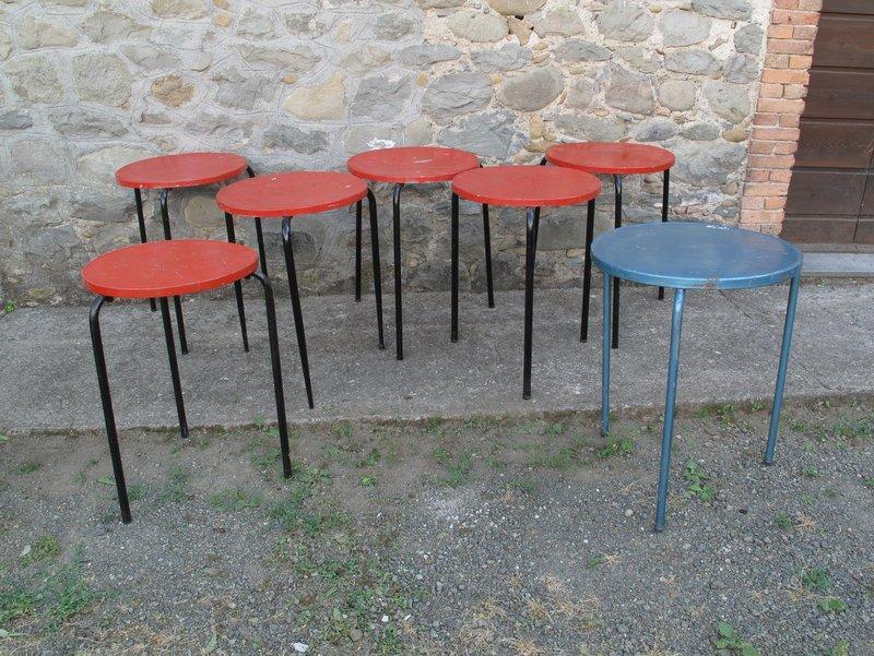 Bar tables lot with tavolini bar - Tavolini bar usati ...