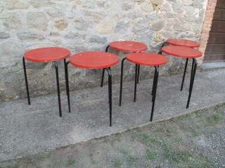 BAR TABLES LOT