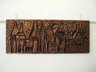 WALL SCULPTURE 1960s