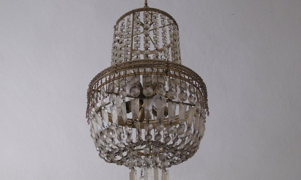 EMPIRE MONTGOLFIER CHANDELIER