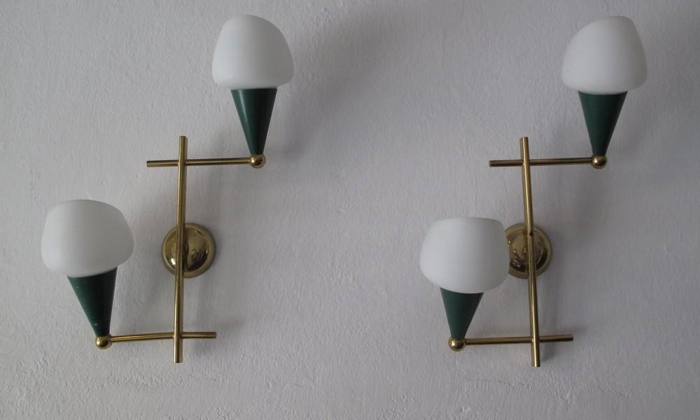 1950s WALL LIGHTS