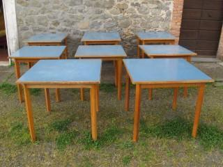 REFECTORY TABLES LOT
