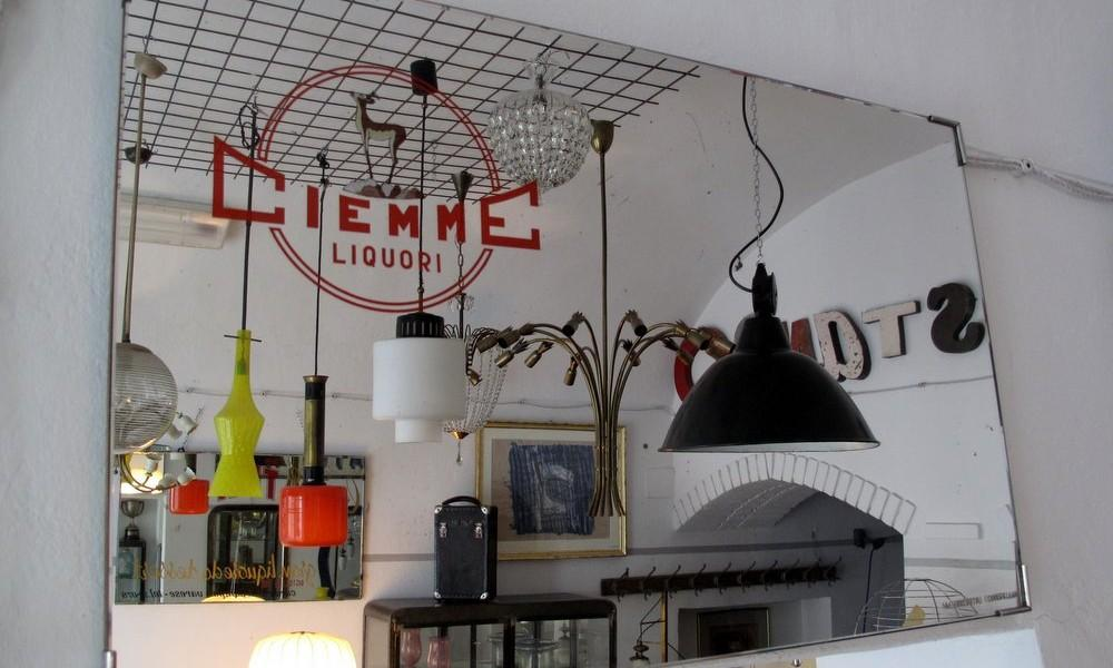 Rovistando modernariato 20th century design specchi archivi rovistando modernariato 20th - Specchi pubblicitari vintage ...