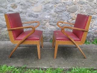 RATIONALIST ARMCHAIRS