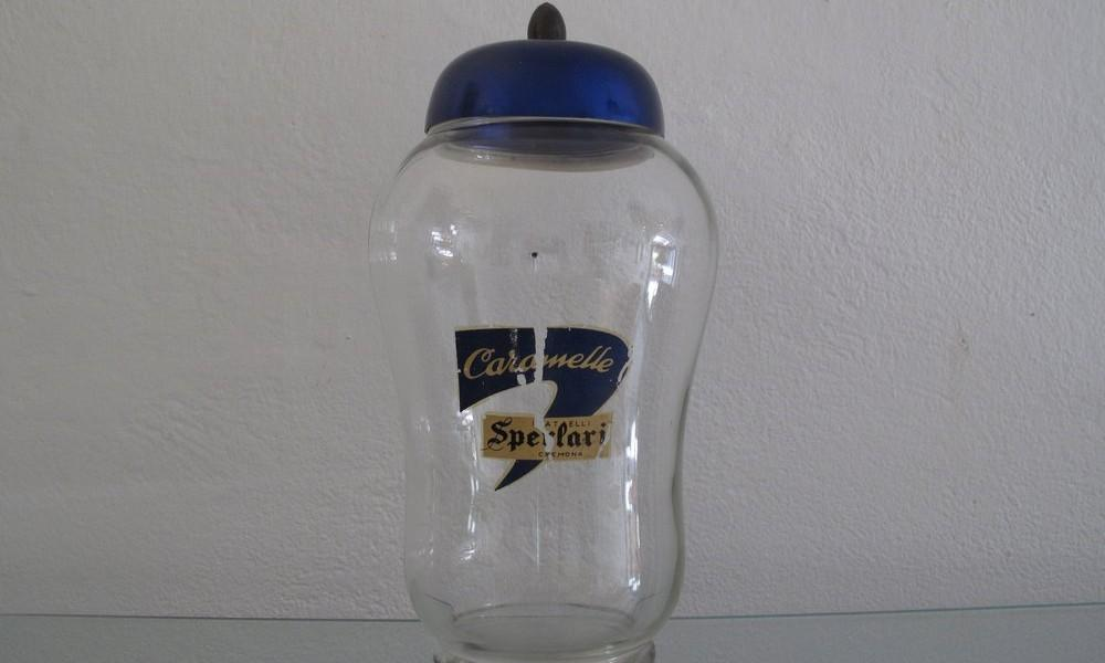 SPERLARI CANDY JAR