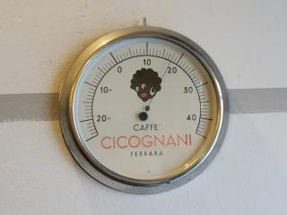 CAFFE' CICOGNANI THERMOMETER
