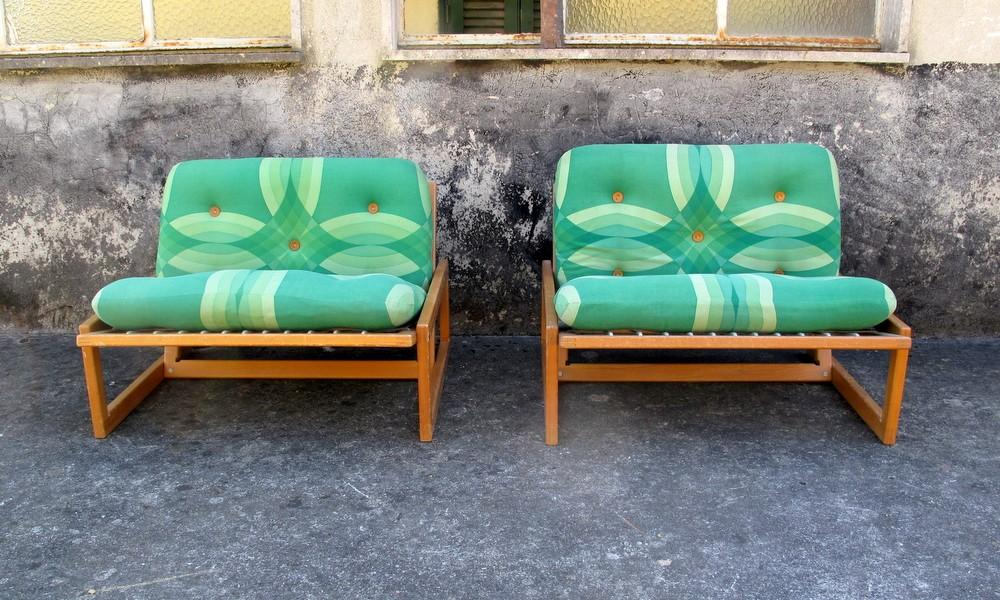 CARLOTTA LOUNGE CHAIRS