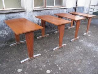 BISTROT TABLES 1950s