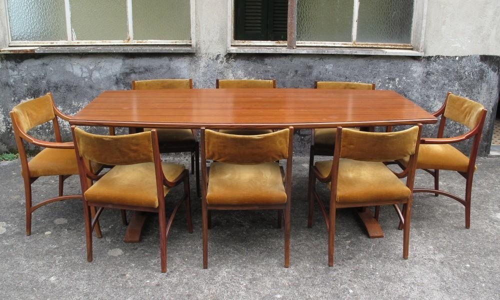 ICO PARISI DINING SET