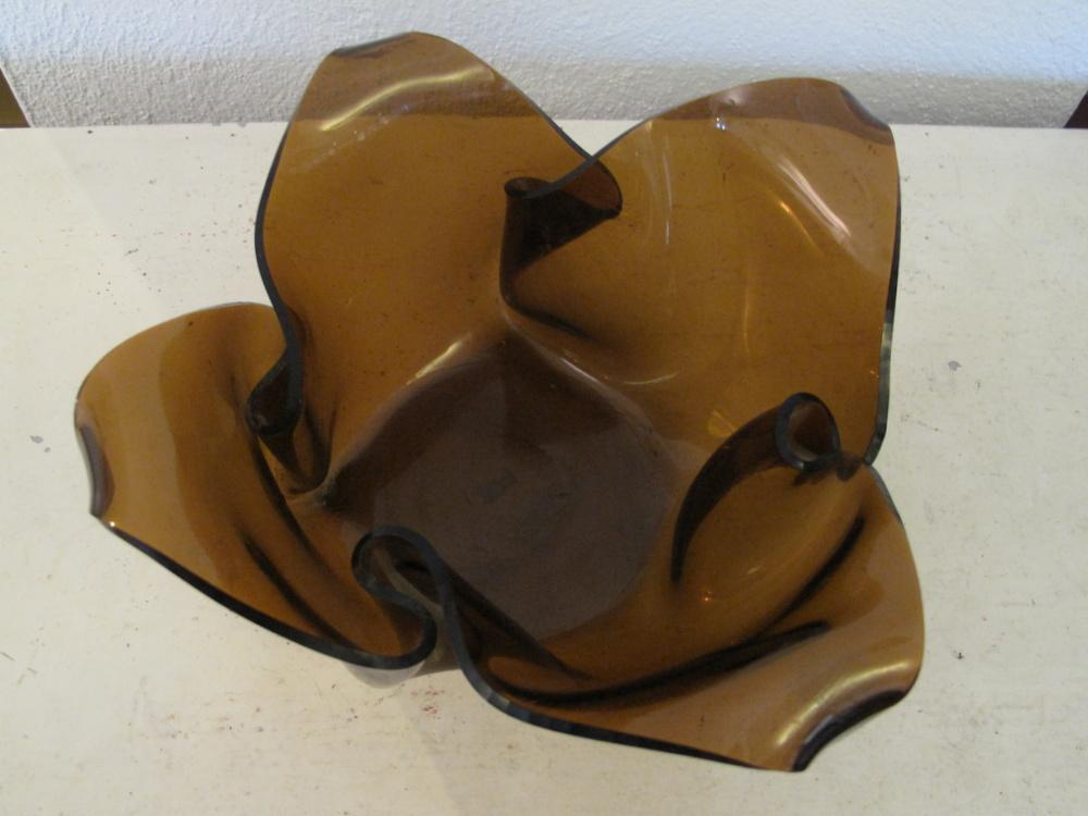 vaso fazzoletto plexiglass