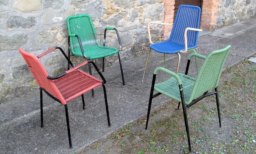 BAR ARMCHAIRS LOT