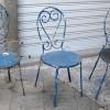 ANTIQUE GARDEN CHAIRS LOT (1)
