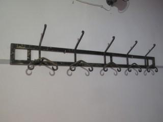 IRON COAT HANGER
