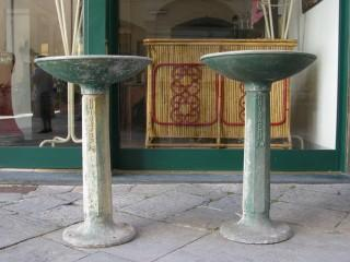 CAST IRON FOUNTAINS