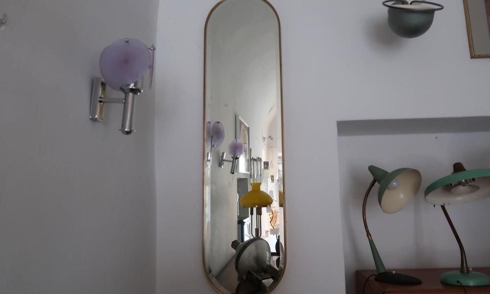 VERTICAL MIRROR 1960S