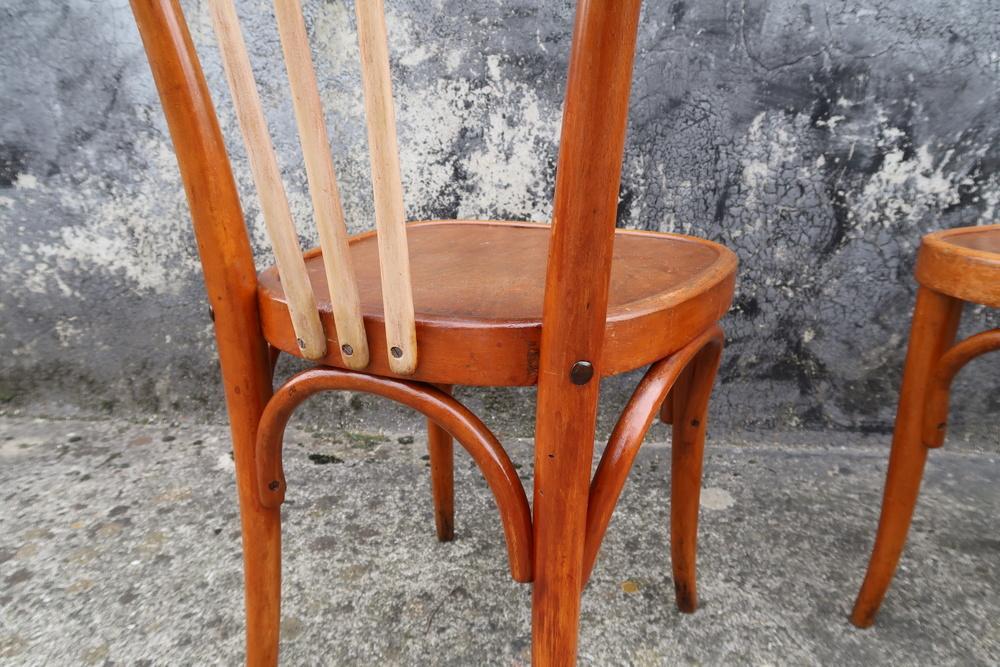 Rovistando modernariato 20th century design 4 sedie for Sedie design anni 20