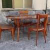 ICO PARISI COLOMBO TABLE CHAIRS (1)