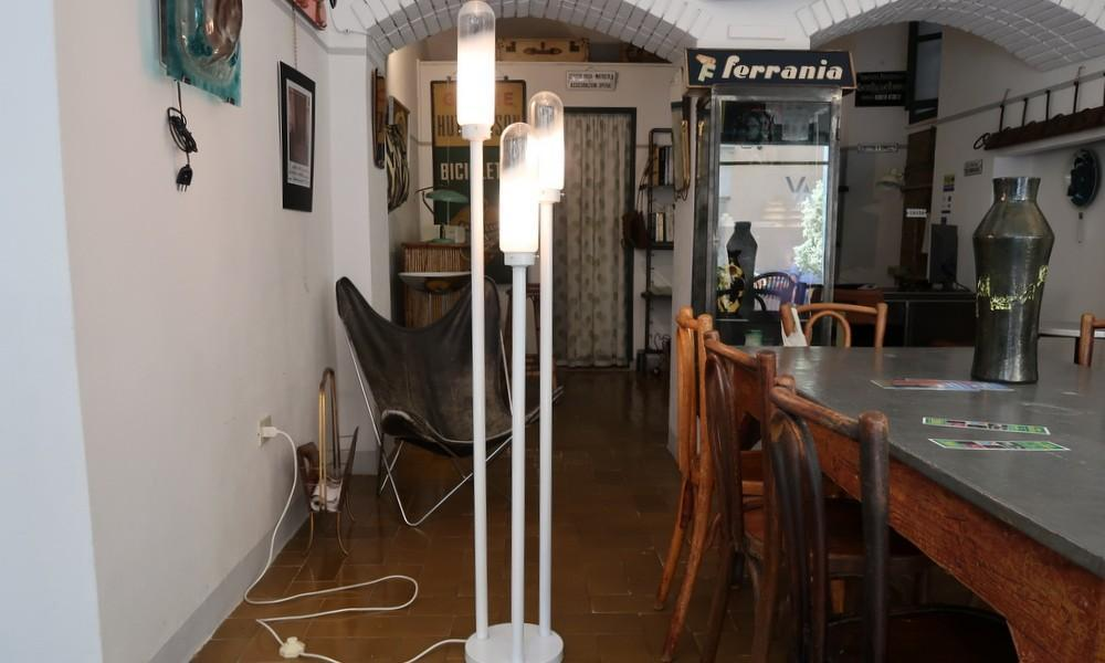 MAZZEGA FLOOR LAMP
