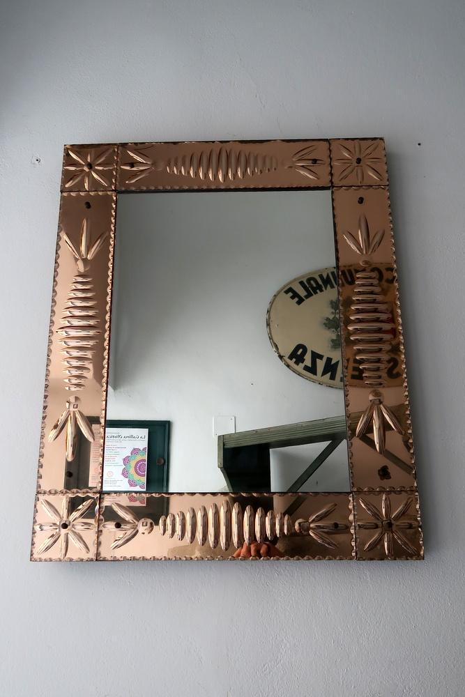 Specchio Pietro Chiesa
