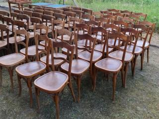 24 BAUMANN BISTRO CHAIRS