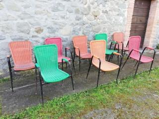 EIGHT BAR CHAIRS