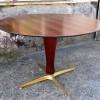 CIRCULAR DINING TABLE 1950s (1)