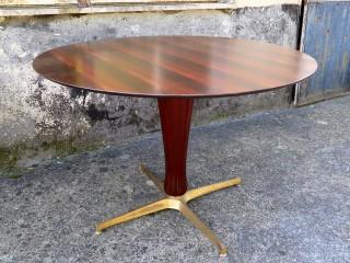 CIRCULAR DINING TABLE