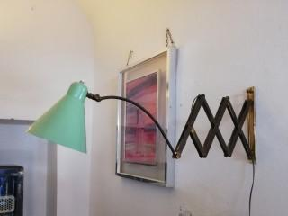 SCISSOR WALL LAMP