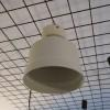 GINO SARFATTI CEILING LIGHT 1960s (1)