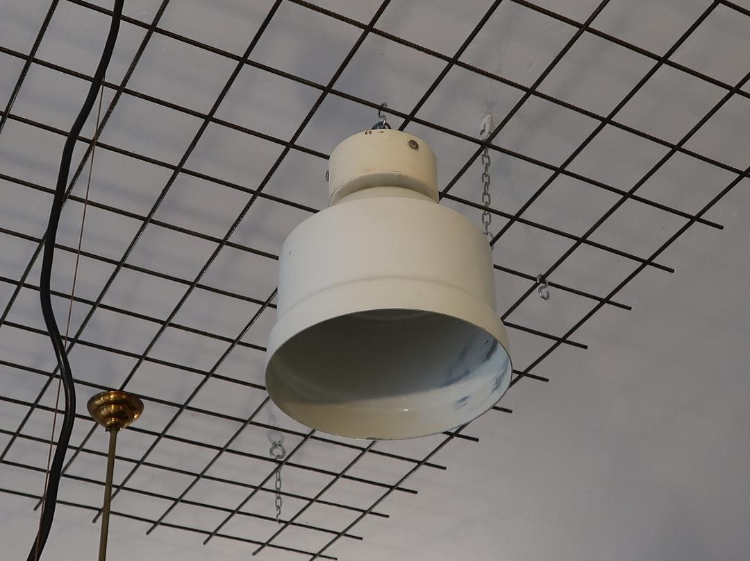 Sarfatti ceiling