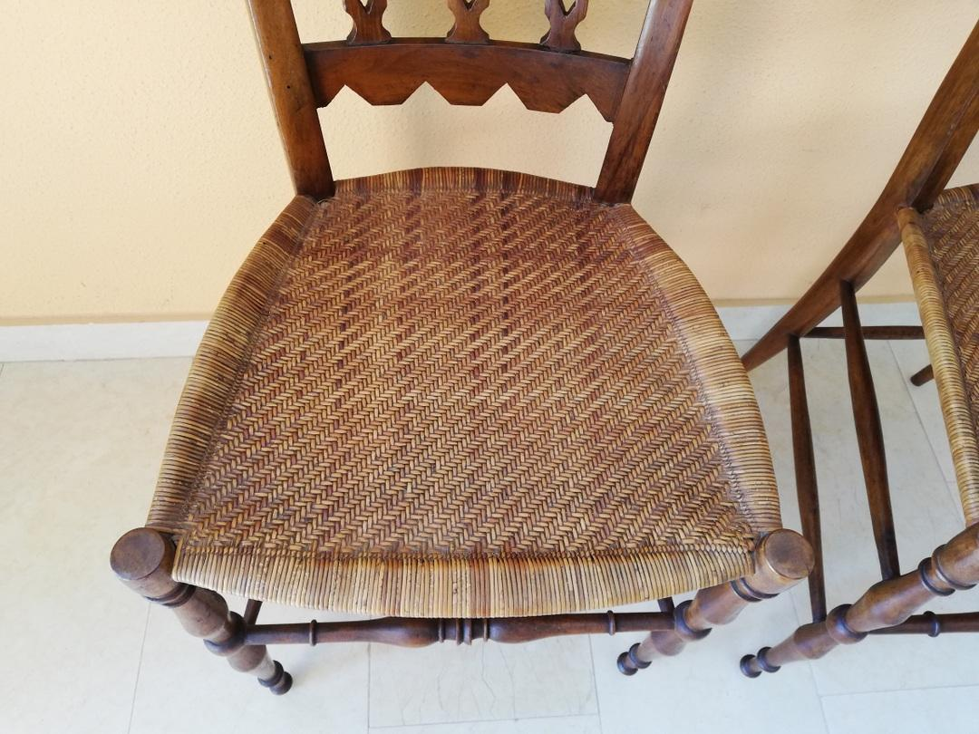 sedie Chiavarine alte