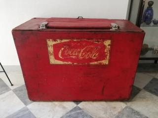 COCA-COLA ICE BOX