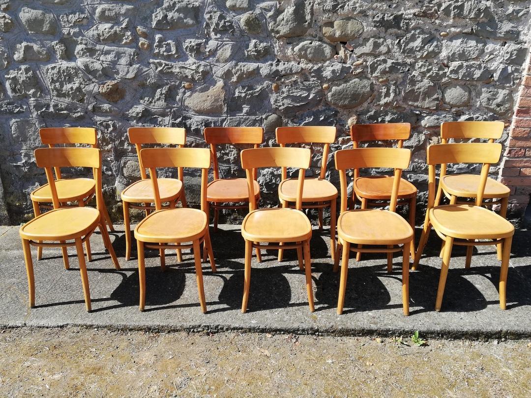 lotto di sedie osteria Aquila