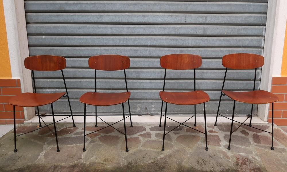 GEORGES COSLIN CHAIRS