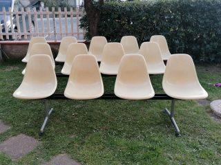 EAMES AIRPORT BENCHES LOT