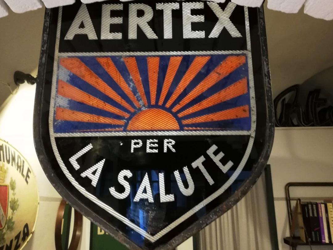 insegna AERTEX