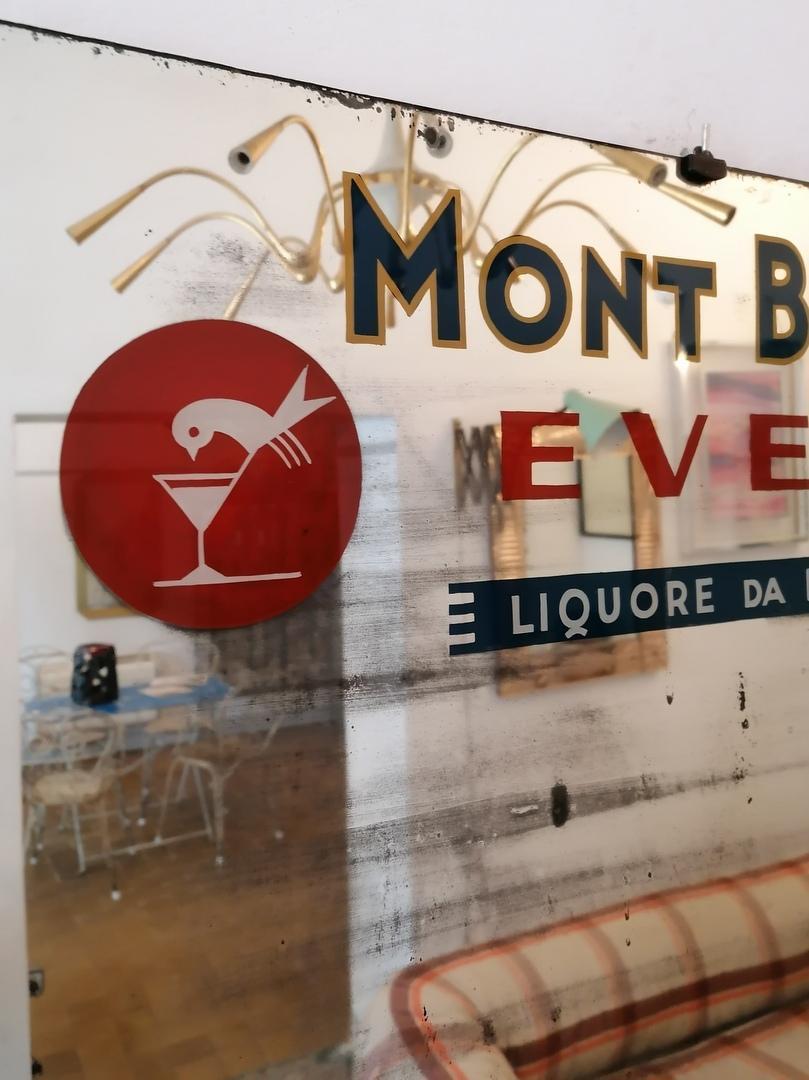 Specchio Mont Blanc