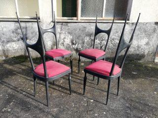 POZZI & VERGA CHAIRS